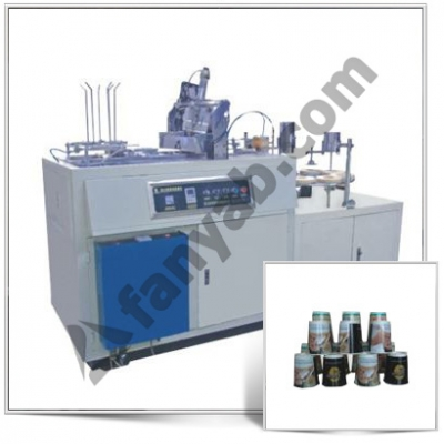 دستگاه تولید لیوان کاغذی دوجداره